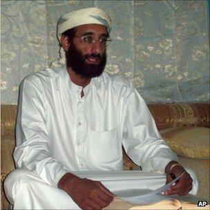 Anwar al-Awlaki in Yemen (Oct 2008)