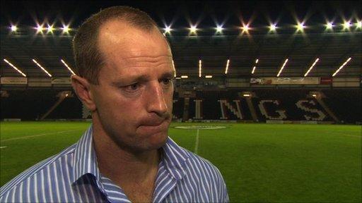 Michael Maguire - Wigan Warriors coach