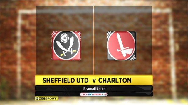 Sheffield United 0-2 Charlton