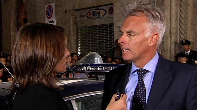 Carlo Della Vedova, lawyer for Amanda Knox
