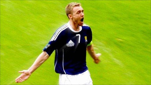 Scotland's Euro 2012 Qualifiers so far