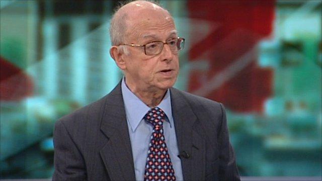 David Kern, Chief Economist at the British Chambers of Commerce