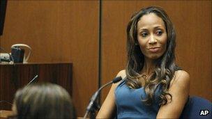 Prosecution witness Nicole Alvarez