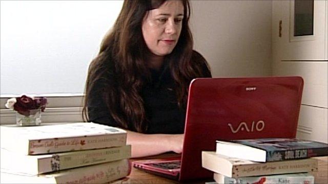 Writer Kate Harrison
