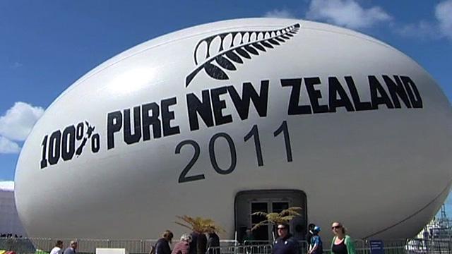 New Zealand gears up for quarter-final weekend