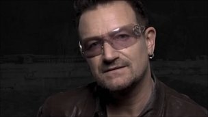 Bono in One advert