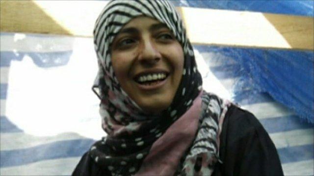 Tawakul Karman