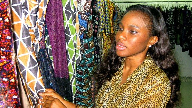 African Dream Nigeria S Lisa Folawiyo Bbc News