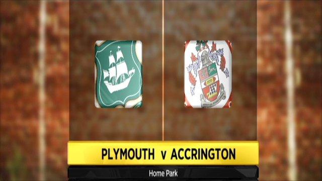 Plymouth v Accrington