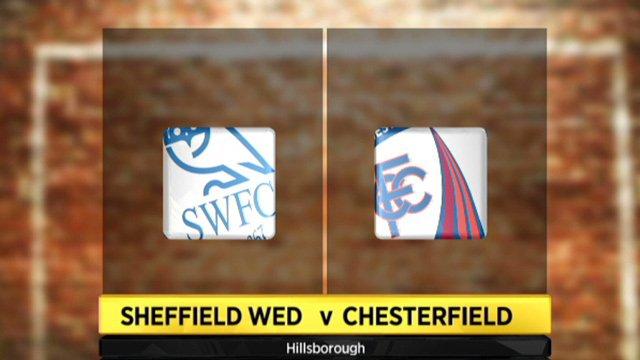Sheffield Wed v Chesterfield