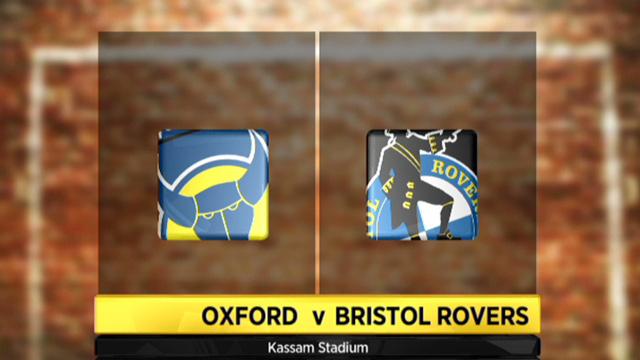 Oxford 3-0 Bristol Rovers