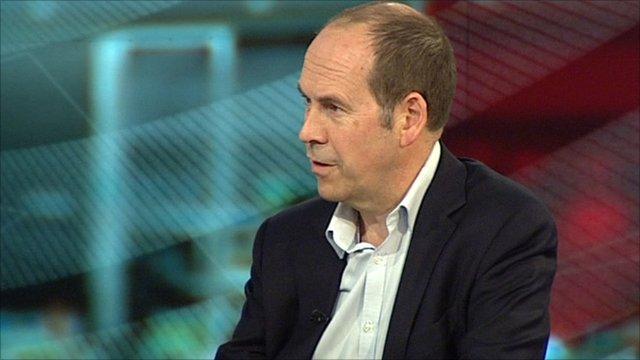 BBC's technology correspondent Rory Cellan-Jones