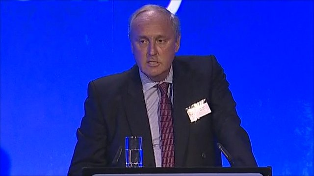 Daily Mail editor Paul Dacre