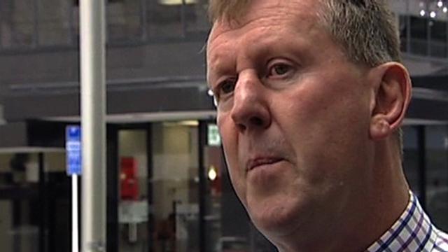 RFU Chairman Paul Murphy
