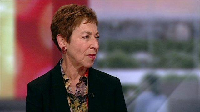 Sue Berelowitz, Deputy Children's Commissioner for England