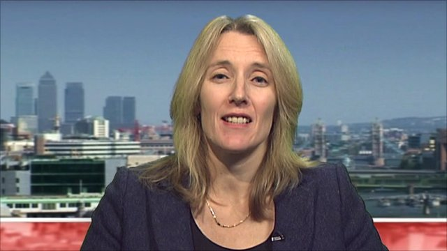 Christine McGourty, director of Energy UK