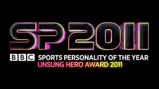 Sports Personality of the Year Unsung Hero 2011