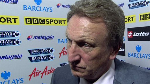 Neil Warnock - QPR manager