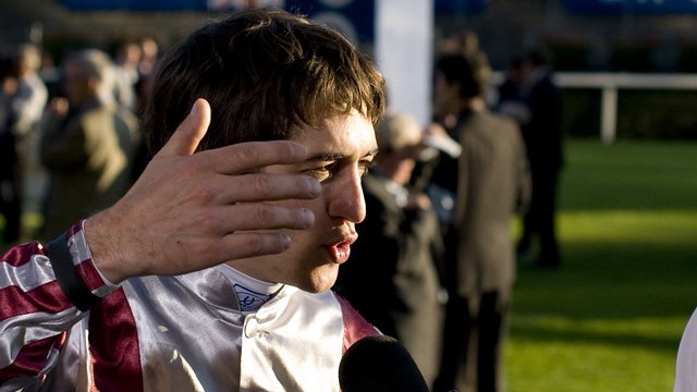Champion Stakes winner Christophe Soumillon