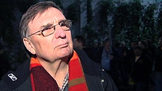 Former Welsh Rugby Union chief executive David Moffett