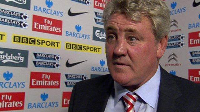 Sunderland's Steve Bruce