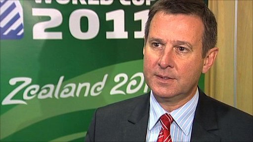 Roger Lewis - Wales Rugby Union CEO