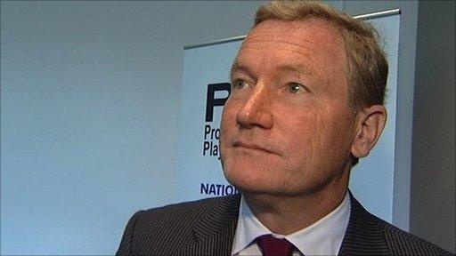 Richard Bevan - League Managers Association