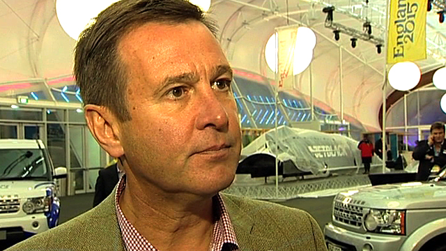 Wales Rugby Union chief executive Roger Lewis