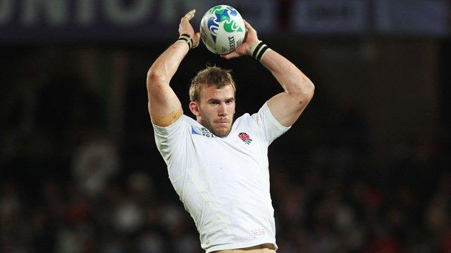 England's Tom Croft