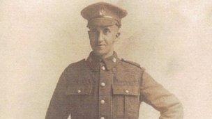 Private Alexander Johnston
