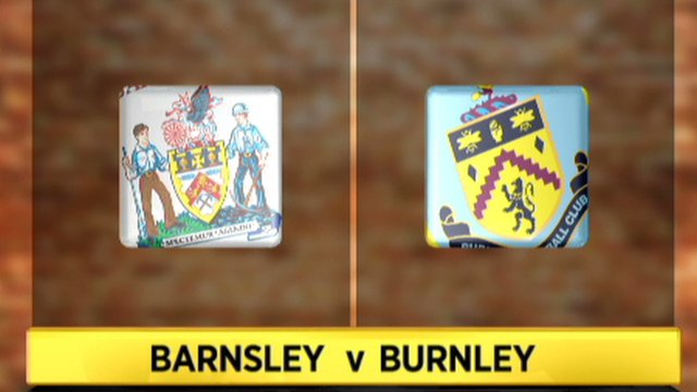 Barnsley 2-0 Burnley
