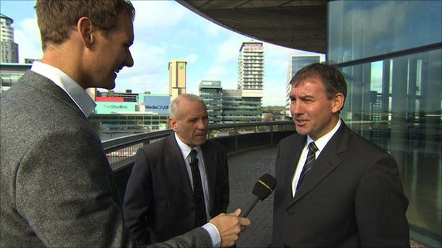 Dan Walker is joined by Peter Reid and Bryan Robson for Friday Focus