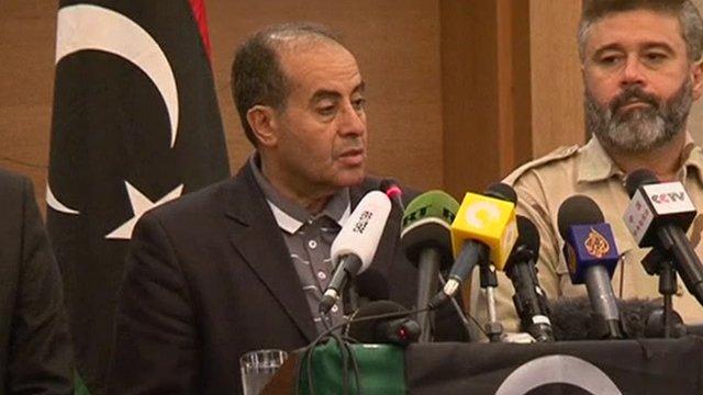 PM Mahmoud Jibril
