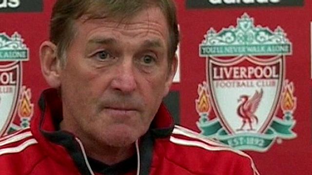 Liverpool's Kenny Dalglish