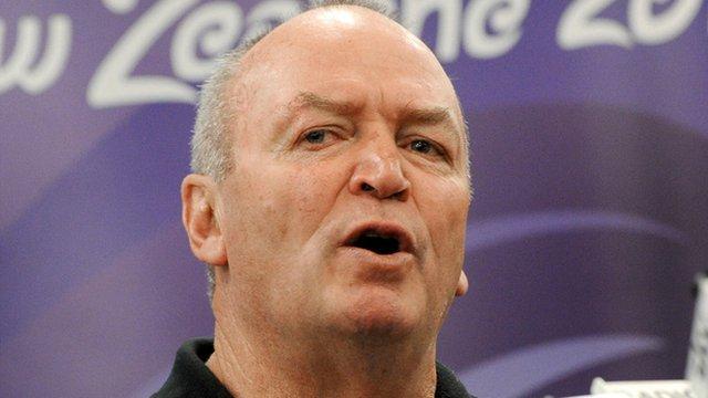 NZ coach Graham Henry