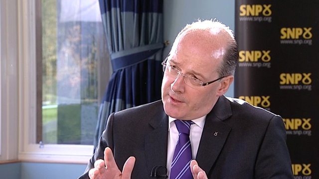 SNP Finance Secretary John Swinney answers your questions