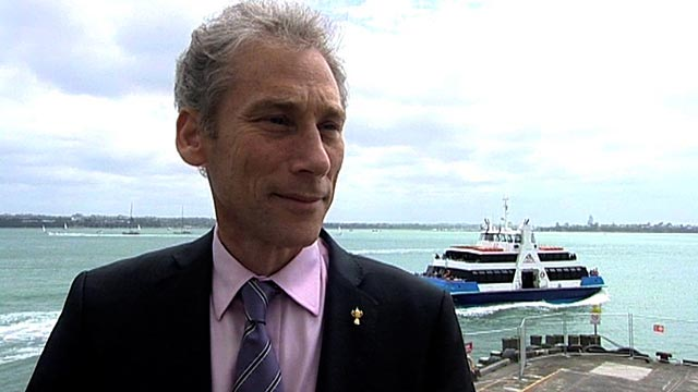 IRB chief executive Mike Miller