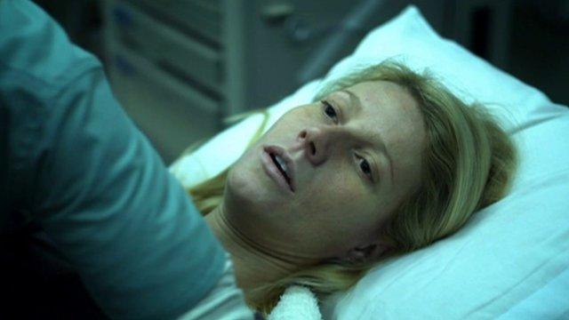 Gwyneth Paltrow in a scene from Contagion