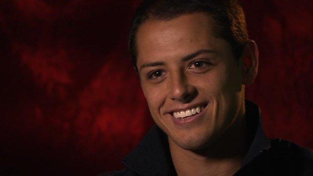 The Big Interview - Javier Hernandez