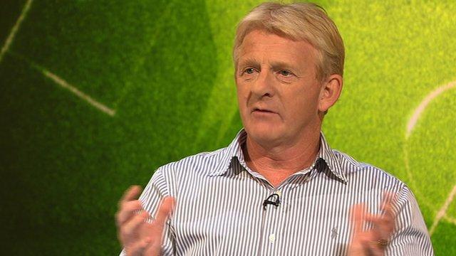 Focus Forum - Gordon Strachan talks to Dan Walker