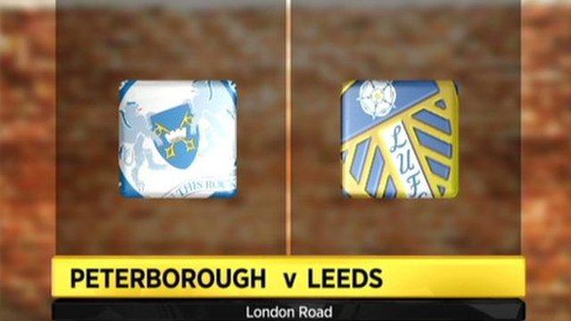 Peterborough 2-3 Leeds