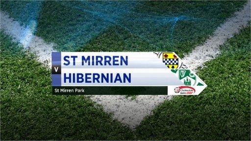 Highlights - St Mirren 2-3 Hibernian