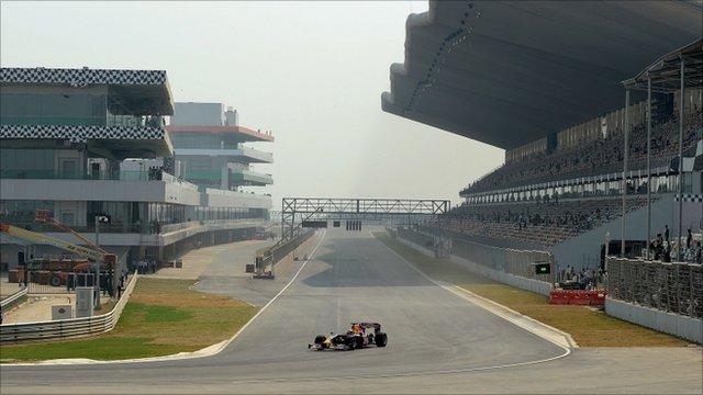 The Buddh International Circuit