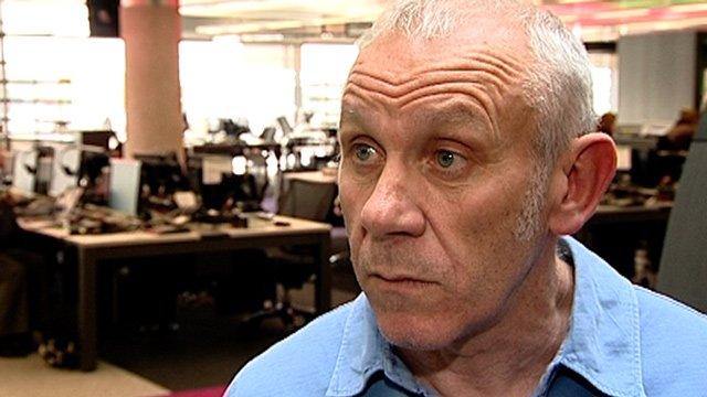 Ex-Manchester City manager Peter Reid