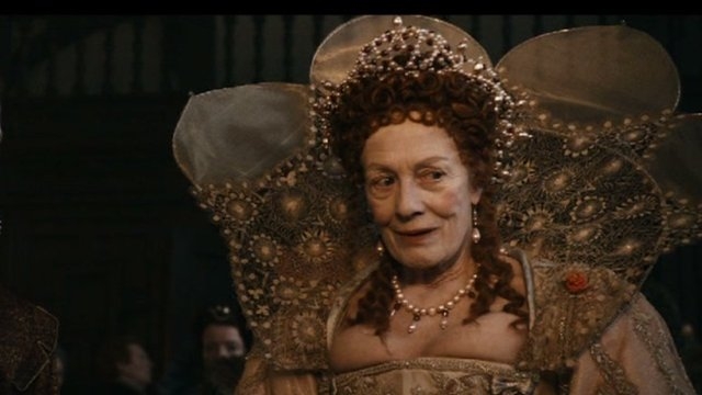Vanessa Redgrave in An