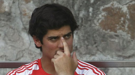 Alastair Cook - England one day captain