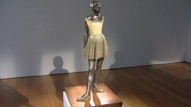 Little Dancer by Edgar Degas