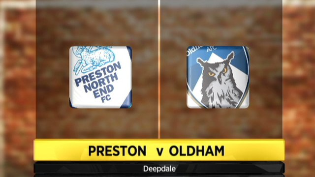 Highlights - Preston 3-3 Oldham