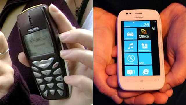 A besteller from Nokia's past, and the Lumia 710
