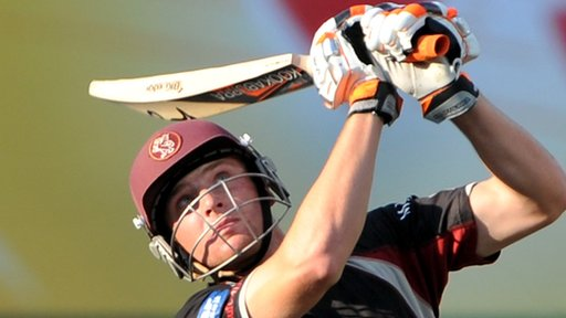 Jos Butler - Somerset Batsman